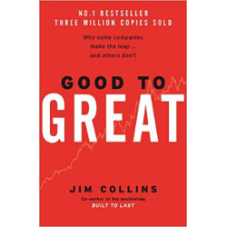 Good To Great- Jim Collins