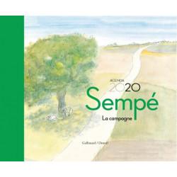 Agenda Sempé - La campagne...