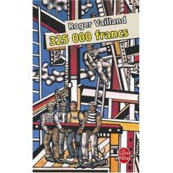 325.000 Francs.    Roger...