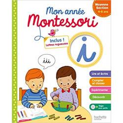 Montessori Mon année de...