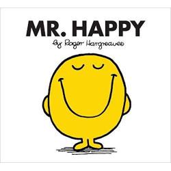 Mr. Happy (Anglais) Broché...