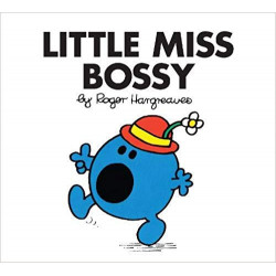 Little Miss Bossy (Anglais)...