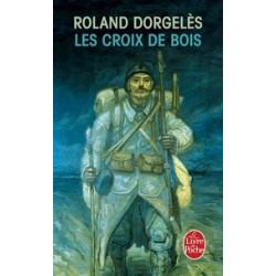 Les Croix de bois.   Roland...