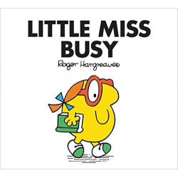 Little Miss Busy (Anglais)...