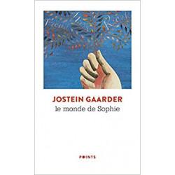 Le Monde de Sophie .Jostein...