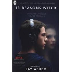 Thirteen Reasons Why.Jay Asher