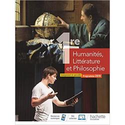 Humanités, Littérature et...