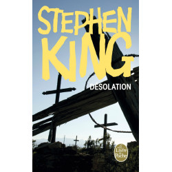 Desolation.   Stephen King