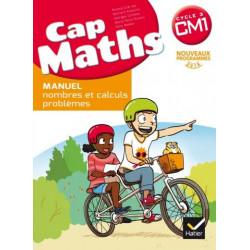 CAP MATHS CM1 ÉD. 2017 -...